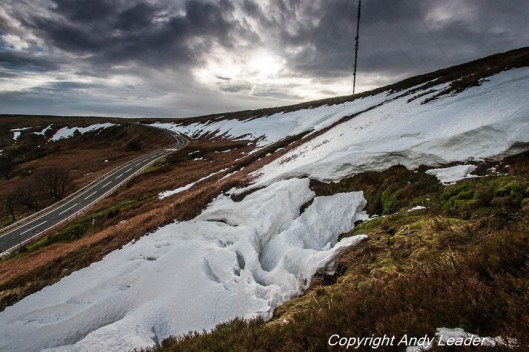Holme Moss Snow (1 of 1)