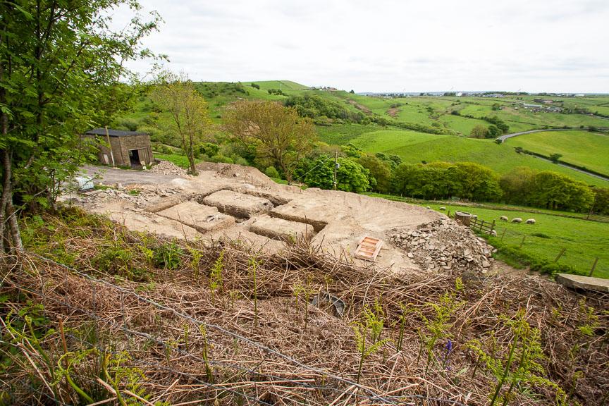 Hol 146 Upper Millshaw Excavations (1 of 1)