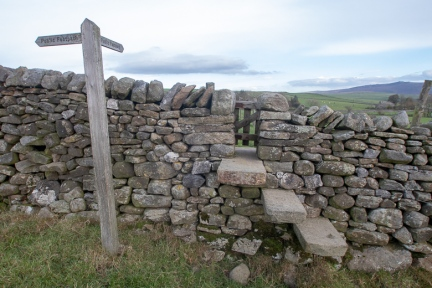 Stone Wall Stile